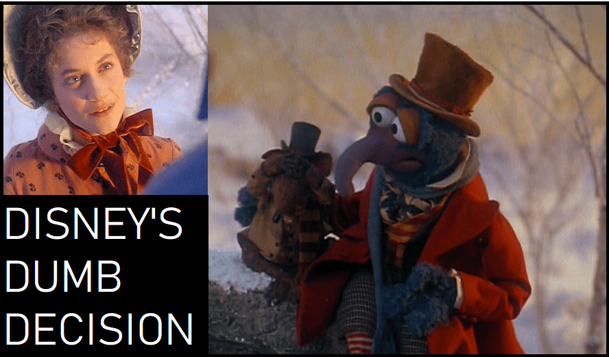 Why 'Love Is Gone' Is Vital To The Muppets ChristmasCarol