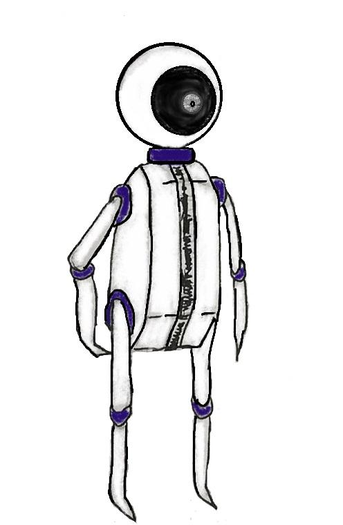 Stilts The Robot